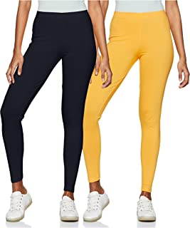 Longies Women's Leggings (Pack of 2)