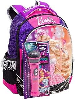 Mochila Média Barbie Rock N' Royals