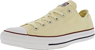 Converse All Star Ox Baskets Jaunes Citron