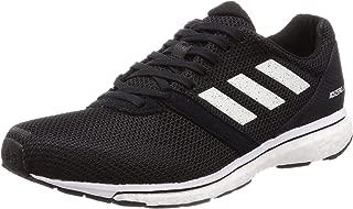 adidas Adizero Adios 4 Womens Running Fitness Trainer Shoe Black - UK 7.5