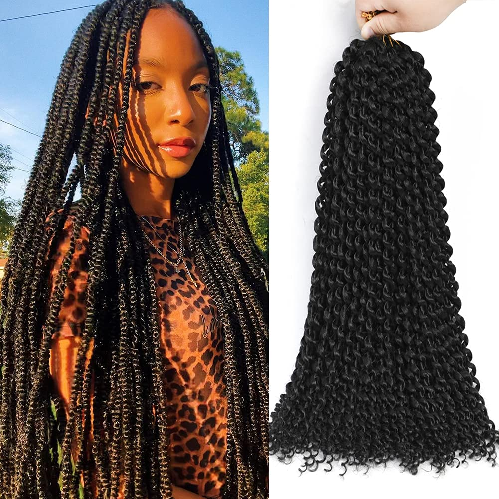 Passion Twist Hair 22 Inch T Water Excellent Crochet Tucson Mall Wave for