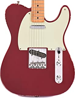 Fender Road Worn '50s Telecaster MN Candy Apple Red (CME Exclusive)
