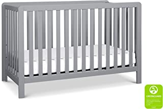 Carter's by DaVinci Colby 4-in-1 Low-Profile Convertible Crib in Grey | Greenguard Gold Certified