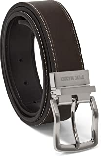 Men's Dress Casual Every Day Reversible Leather Belt