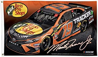 WinCraft Martin Truex Jr. Bass Pro 3x5 Foot Flag