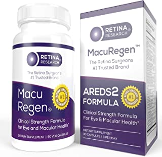 Best eye health supplements floaters Reviews