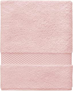 Yves Delorme - Etoile Blush (Light Pink) 28 x 55 in Bath Towel - Luxury Bath Towel from France.