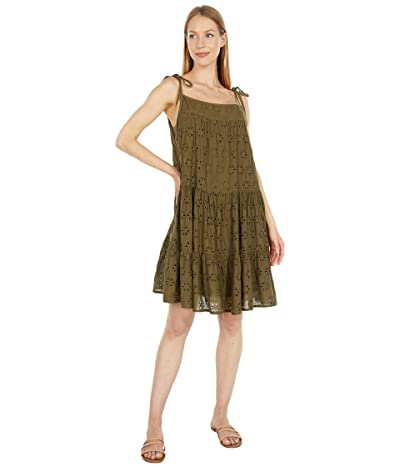 Lucky Brand Tiered Cami Dress