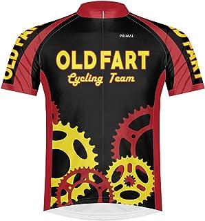 Primal Wear Old Fart Cycling Team Sprockets Jersey Men s Short Sleeve 8de1bc1fb