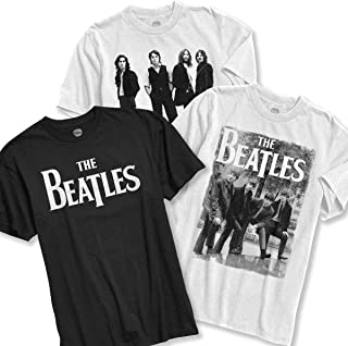 Combo Masculino The Beatles Clássicos