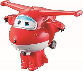 Superwings Transform Mini Jett Toy, Red