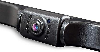 eRapta ERT01 نسل دوم خودرو عقب نمایش دوربین عقب خودرو پشتیبان گیری با 149 درجه کامل زاویه دید 8 چراغ چراغ چشم انداز شبانه 9 سطح ضد آب جهانی خودرو پشت شماره مجوز استفاده از دوربین