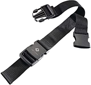 Samsonite Add-a-Bag Strap, Black (Black) - 49493-1041