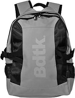 Bodytalk Unisex Casual Backpack - Grey/Black