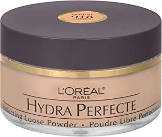 L'Oreal Paris Hydra Perfecte Loose Powder, Medium, 14.1g