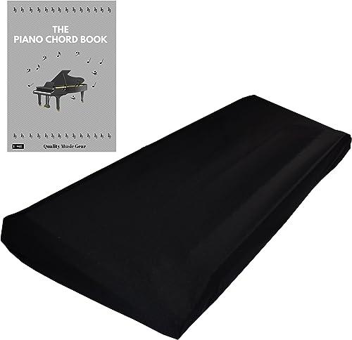 Couverture Pour Clavier Contre La Poussière, Etirable À 88 Touches: Le Mieux Pour Tous Les Pianos Numériques & Consol...