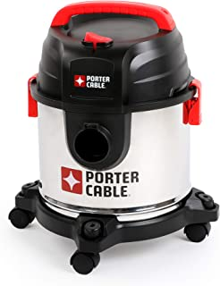 Porter-Cable PCC795BR 20V MAX 2 Gallon Wet//Dry Vacuum Renewed Bare Tool