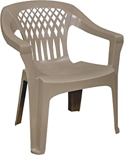 adams big easy stack chair