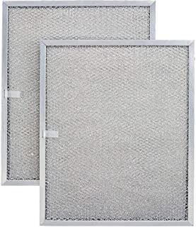 Replacement Range Filter Compatible with Broan Models 99010300, 99010303F, BPS2FA36, BFS3FA36-11-3/4 X 17-1/4 X 3/8 (2-Pack)