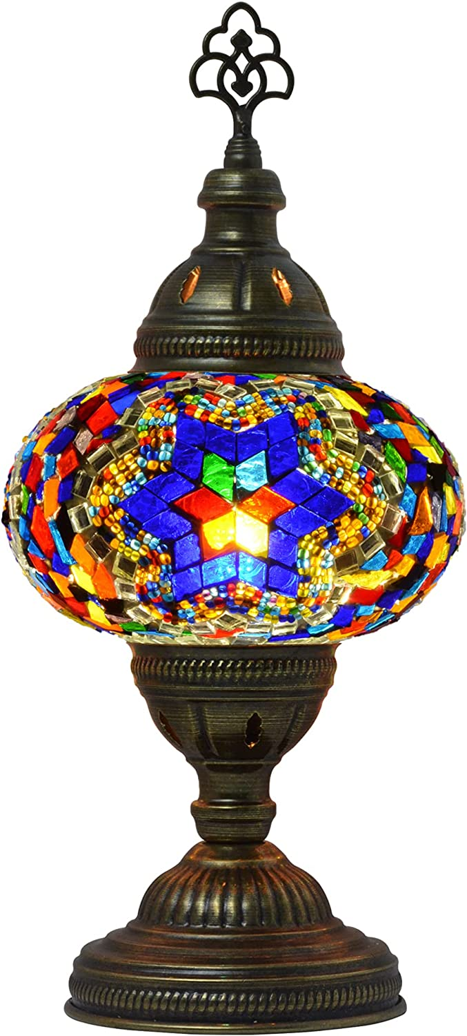 MOZAIST Turkish Lamp Sales of SALE items from new works Mosaic Free Shipping Cheap Bargain Gift Table Decora Antique Moroccan