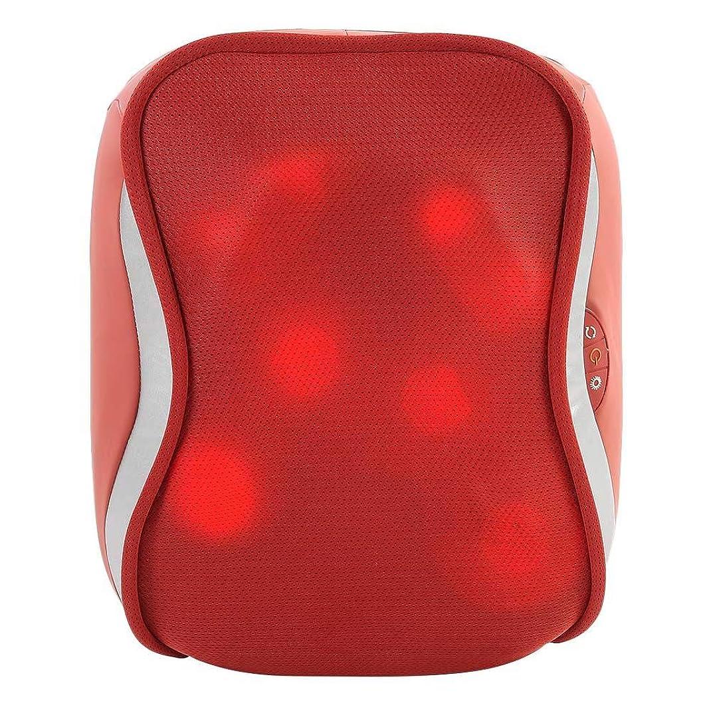 ボルト不平を言うサバント指圧バックマッサージ、多機能ボディチェアシートクッション、腰、肩、筋肉痛ホーム、オフィス、車、ベッド用