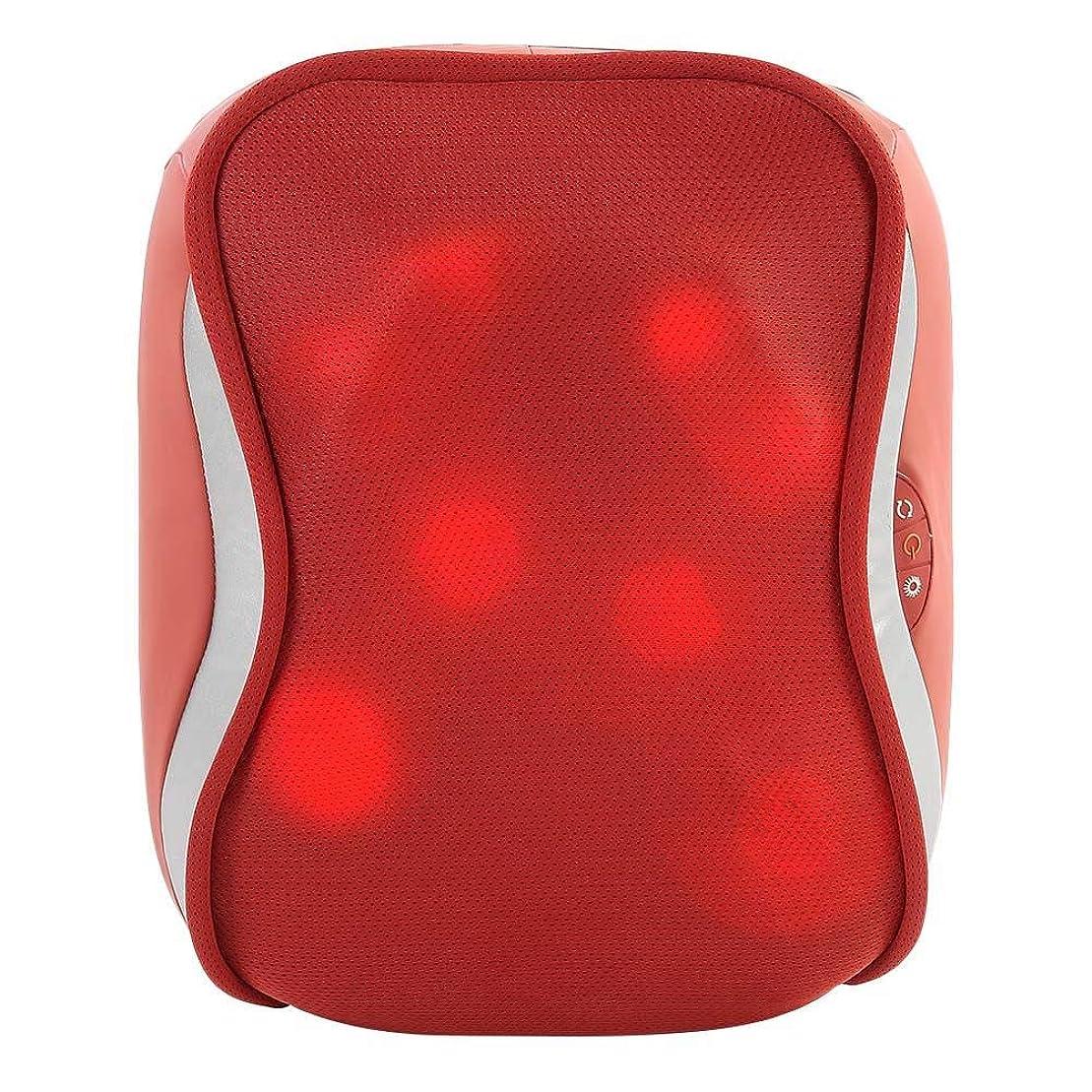 弁護人空追加指圧バックマッサージ、多機能ボディチェアシートクッション、腰、肩、筋肉痛ホーム、オフィス、車、ベッド用