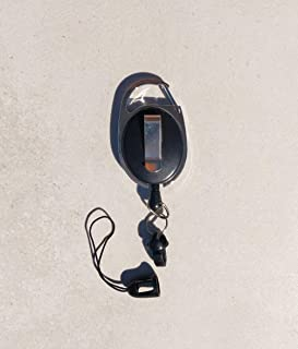 Phone Assured - Anti-Theft - Anti-Damage - Retractable Smartphone Safety Leash and Clip Bundle