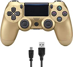 $34 » Wireless controllers for PS4 Playstation 4 V2 Dual Shock (Gold)