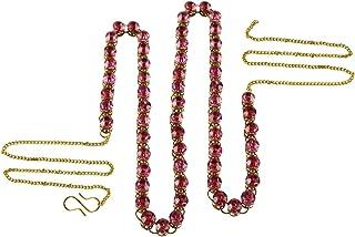 Vidhya Kangan Belly Chains for Women (Pink) (bro147)