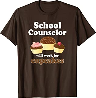 School Counselor Funny Counseling Week Gift T-shirt