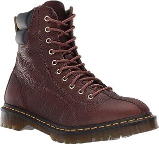حذاء رجالي Dr. Martens Santo Grizzly Work Winter مغلق من الأصابع متين مبطن