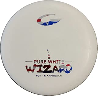 Gateway Wizard Pure White Disc Golf Putter Approach Disc