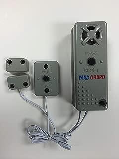 SPQ Brands NA425 YardGard YG03 Gate and Window Alarm, Grey