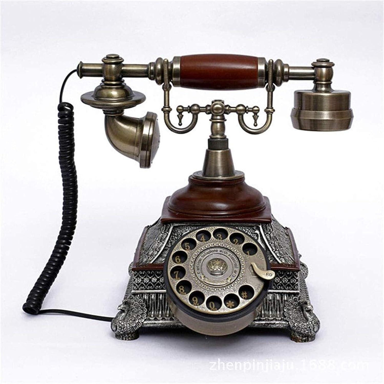 Attention brand ZHENGYU NEW Vintage Decorate European Type Telephone Resin Sty Retro