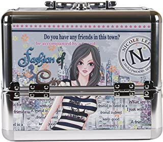 nicole lee cosmetic case