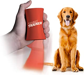 shakeTrainer - The Complete Humane Dog Training Kit With 5 Minute Instructional DVD - Stops Your Dog's Bad Behaviors in Mi...