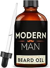 Aceite Para La Barba Natural - Aceite para Hacer Crecer La Barba Y El Vello Facial Mas Rapido - Tratamiento - 2 Onzas