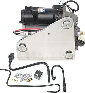 LR061663 Air Suspension Compressor Pump & Relay LR038114 for Land Range Rover Sport LR3 LR4 for AMK System