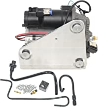 Air Suspension Compressor Pump & Relay LR015303,LR023964 for Land Range Rover Sport LR3 LR4 For AMK Style (4 pins connector)