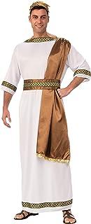 Bristol Novelty-AC734 Disfraz de Dios Griego con Faja, Color marrón, 44