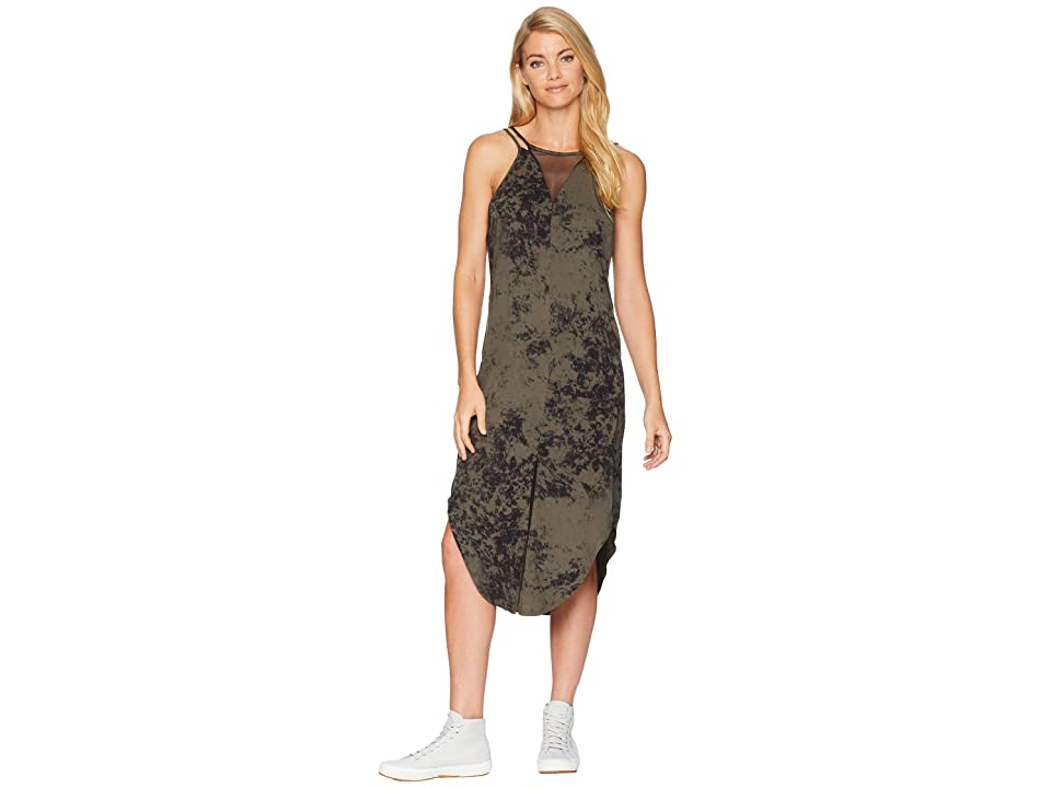 Hurley Reversible Wash Dress (Twilight Marsh) Women
