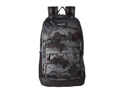 Dakine 365 Pack DLX Backpack 27L (Ashcroft Black Jersey) Backpack Bags