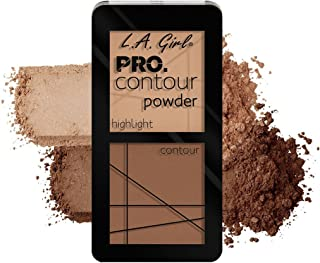 L.A. Girl Highlight Pro Contour Cream, Multicolor, 4.4g
