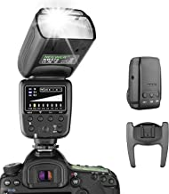 Neewer Flash Speedlite with 2.4G Wireless System and 15 Channel Transmitter for Canon..