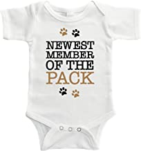 Starlight Baby Newest Member of The Pack Bodysuit