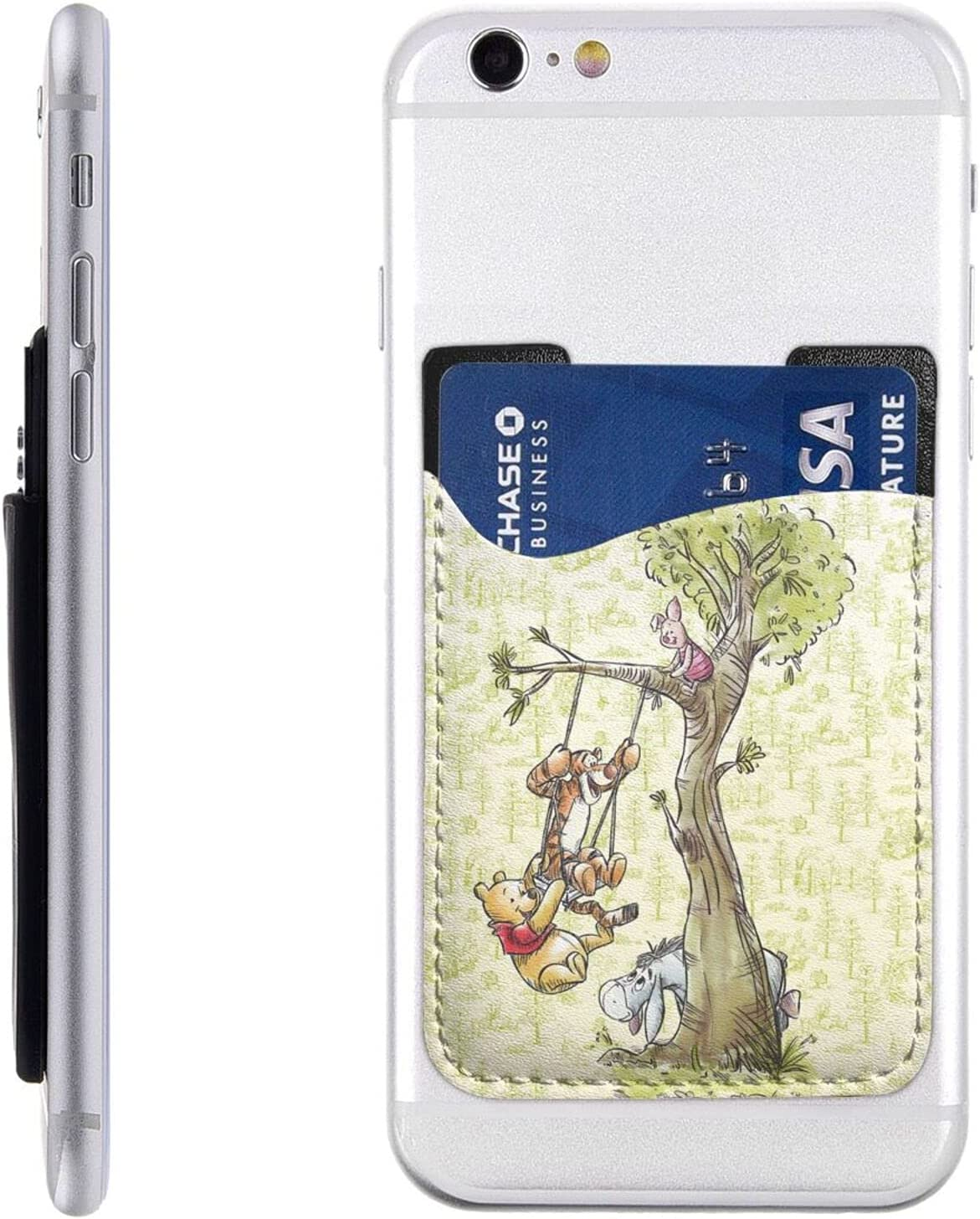 Mobile Phone Card Max 82% OFF Holder Adhesive On Stick Under blast sales Walle Cell
