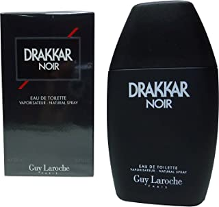 Drakkar Noir by Guy Laroche for Men - Eau de Toilette, 200ml