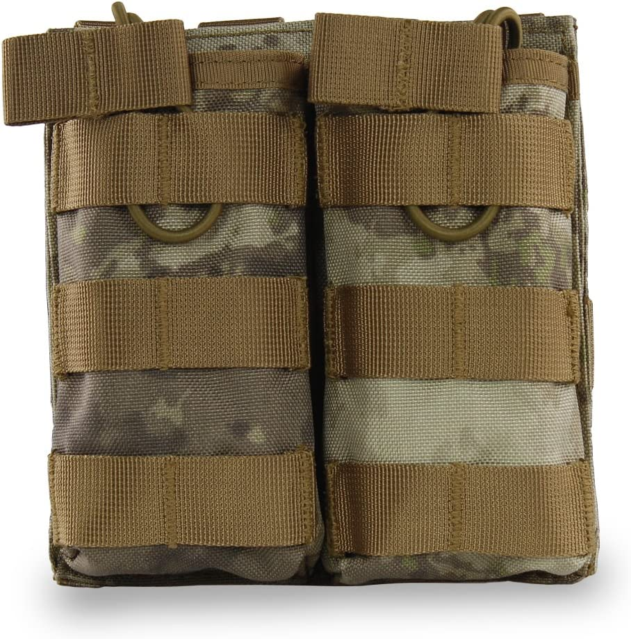 Mail order Hunting Explorer M4 M16 AR-15 Type Philadelphia Mall Open Magazine Top Tacti Pouch