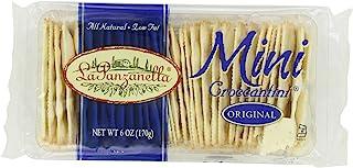La Panzanella Original Mini Croccantini, 6-Ounce Packages (Pack of 6)