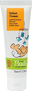 Buds Organics Buds Everyday Organics 75ml Infant Cream, 2.5 fl.oz